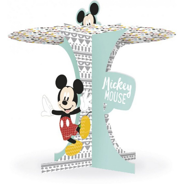 Mickey Awesome Mouse Premium Cupcake stand