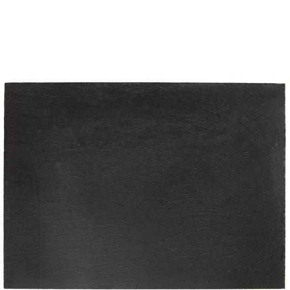 PLATEAU Schieferplatte 40x30cm