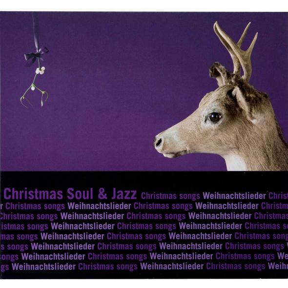 CHRISTMAS SOUL & JAZZ CD x-mas songs