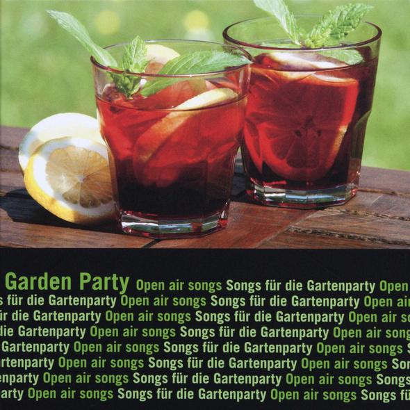 GARDEN PARTY CD Songs für die Gartenpart
