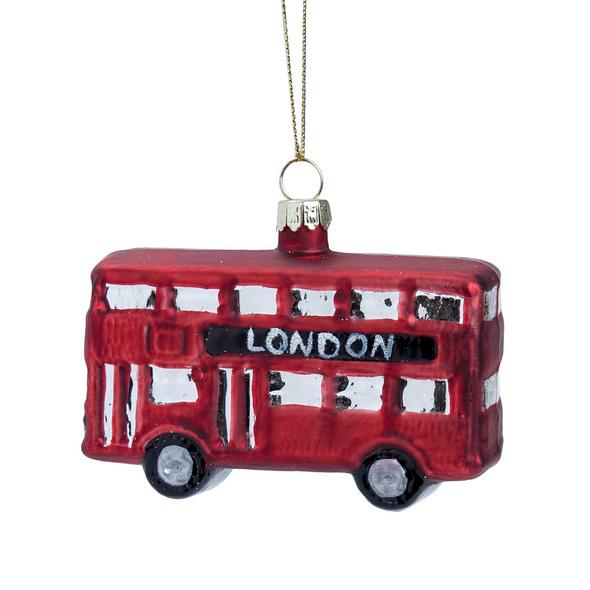 HANG ON Anhänger London Bus