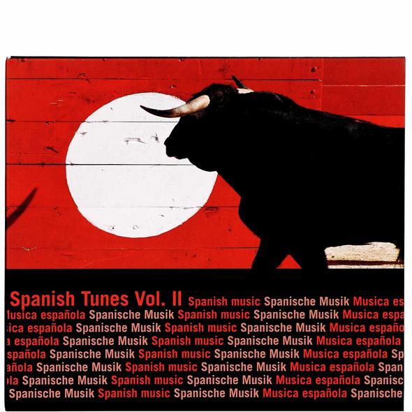 SPANISH TUNES II CD Spanische Musik