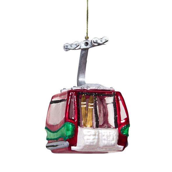 HANG ON Ski Lift 12cm, Glas