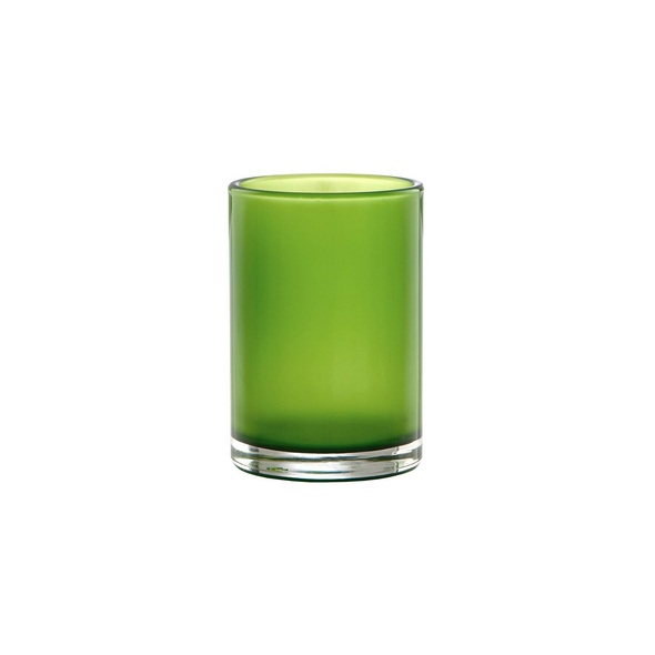 DELIGHT Teelichthalter grün