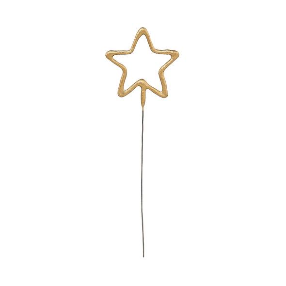 MAGIC MOMENTS Wunderkerze Stern, gold
