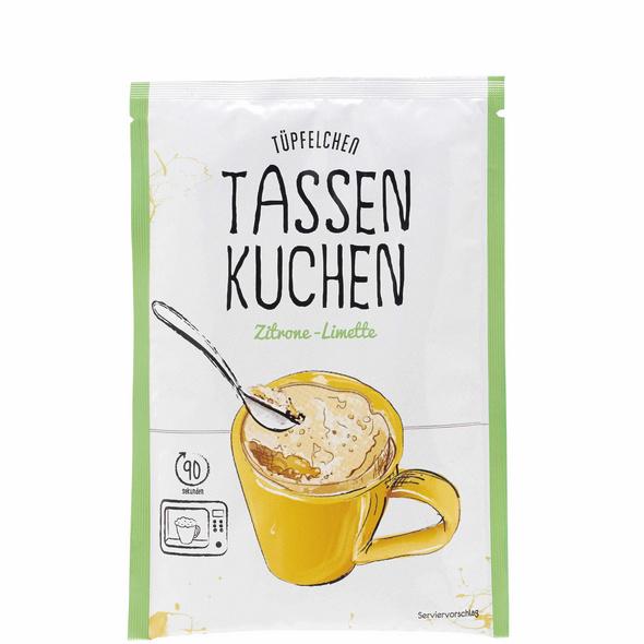 TÜPFELCHEN Tassenkuchen Zitrone 60g