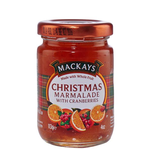 MACKAYS Christmas Marmelade 113g