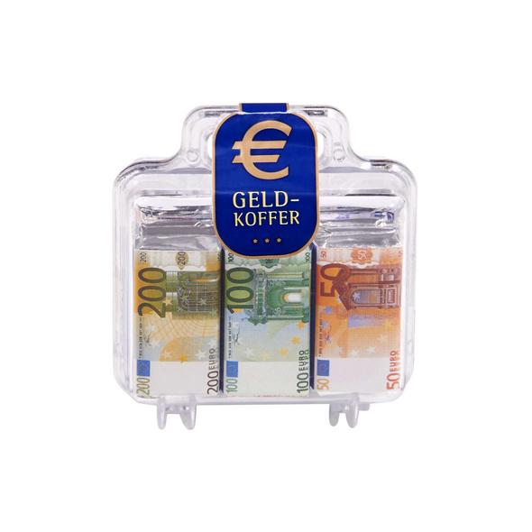 EURO Geldkoffer mit Schokolade 33g