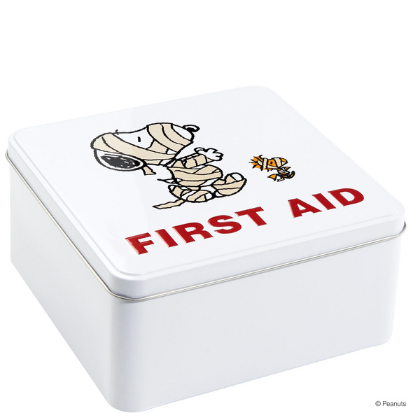 PEANUTS Dose First Aid Mumie