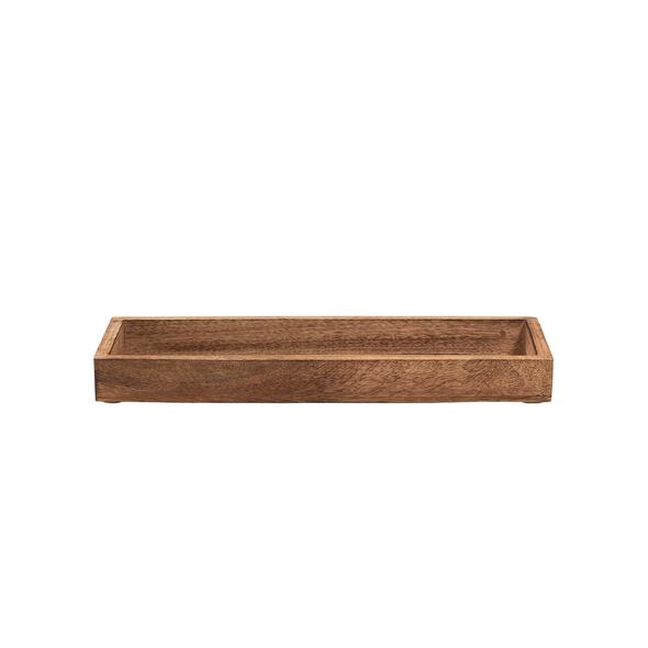 FOREST Tablett Mangoholz 34cm x12cm