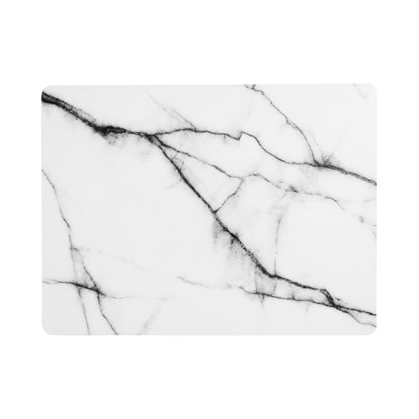 RETRO WAVE Tischset Marmor-Optik