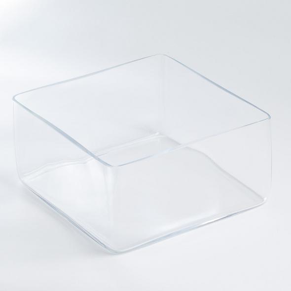POOL Quadratische Schale  30x30x15cm