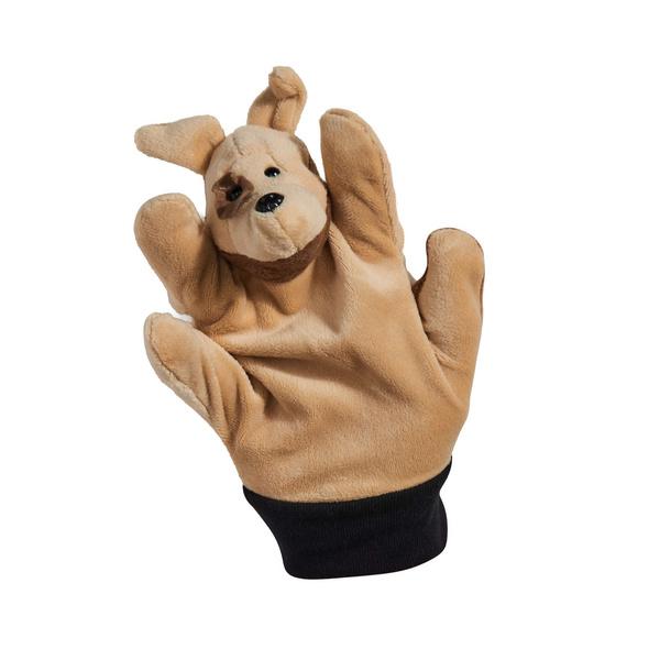 WILD GUYS Handpuppe Hund