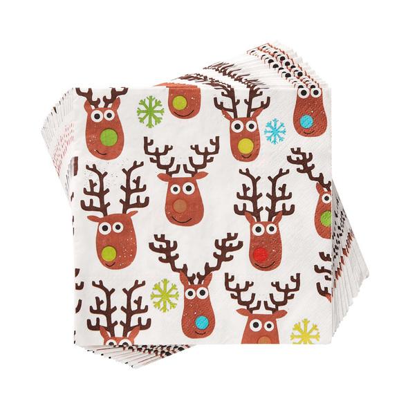 APRÈS Papierserviette Mad Rudolph