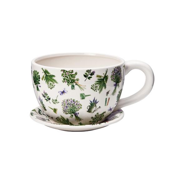 PLANT A CUP Pflanztasse Lavendelsträuße
