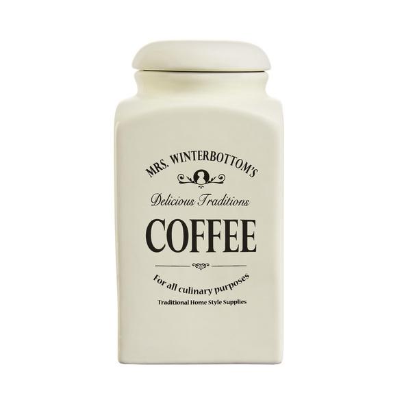"'MRS. WINTERBOTTOM""'S Vorratsd. 19cm Coffe'"