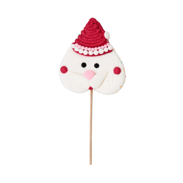 MALLOW Marshmallow-Lolli Santa Claus,78g