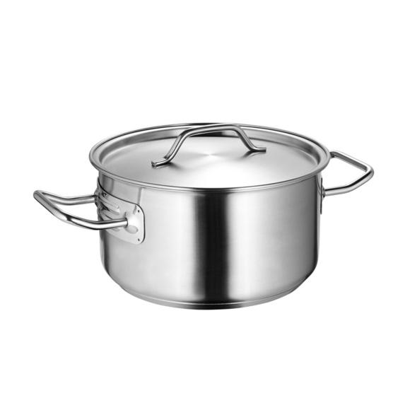 SOUL COOKING Edelstahltopf Ø20cm, 3,3l