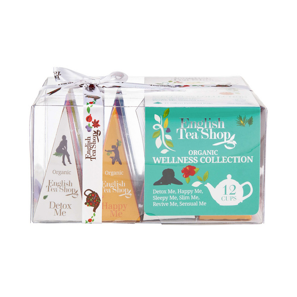 ENGLISH TEA SHOP Wellness Collection