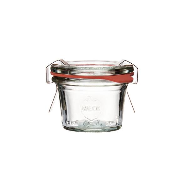 WECK Mini- Einmachglas 35 ml