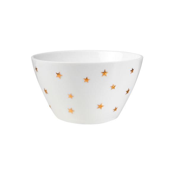 GOLDEN STAR Schale Ø13,5 cm 550 ml
