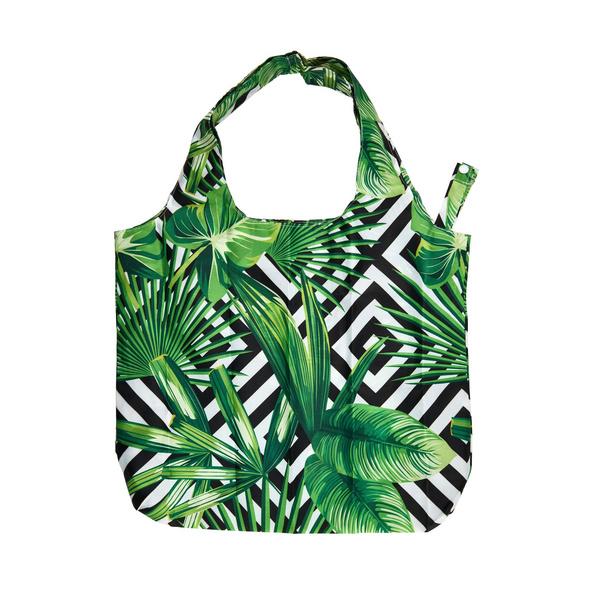 CARRY ME Einkaufstasche Blätter