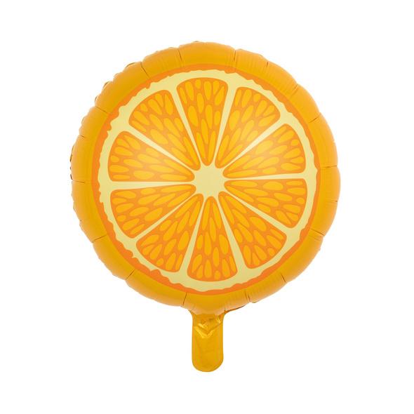 UPPER CLASS Follienballon Orange