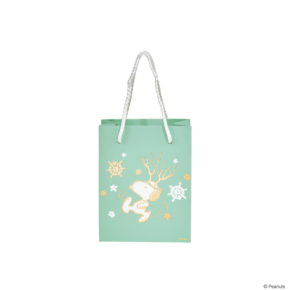 PEANUTS Geschenktüte SnoopyGeweih mini