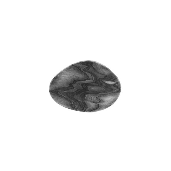 MARBLE Untersetzer Marmor grau