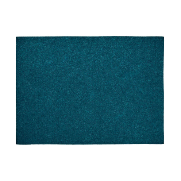 FELTO Tischset petrol-blau