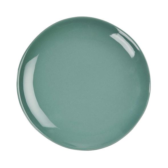SPHERE Essteller Ø 28 cm dunkelgrün