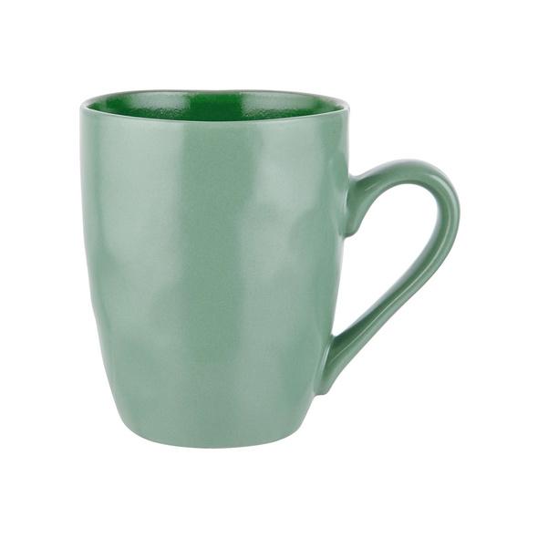 DE LA ROYA Tasse dunkelgrün 350 ml