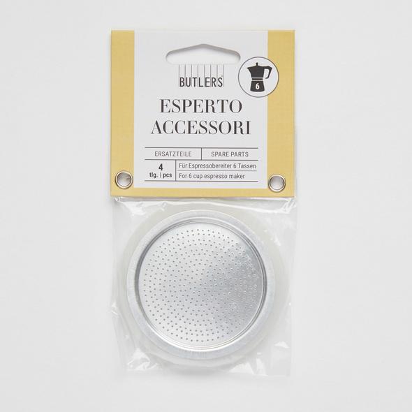 ESPERTO ACCESSORI Zubehör 6 Tassen