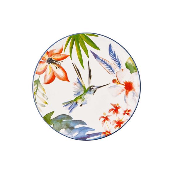 KIRIBATI Teller Kolibri Ø 21 cm