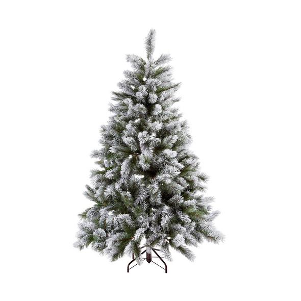 TREE OF THE MONTH Fichte m.Schnee 180cm