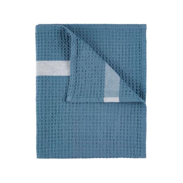 NORDIC KITCHEN Küchentuch blau