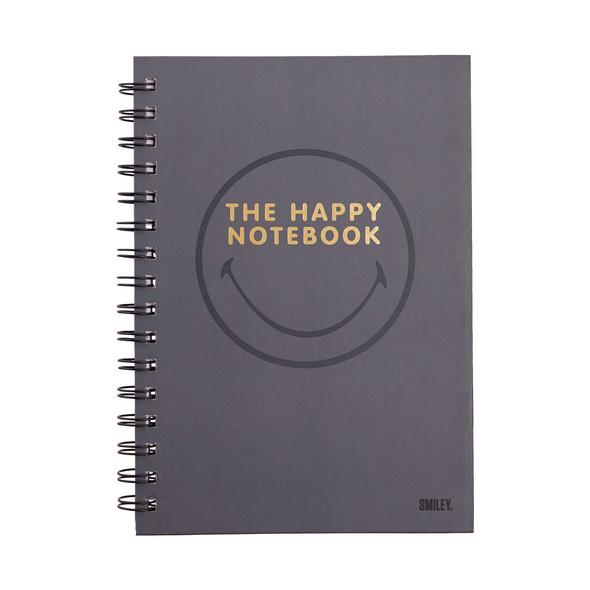 SMILEY Notizbuch The Happy Notebook
