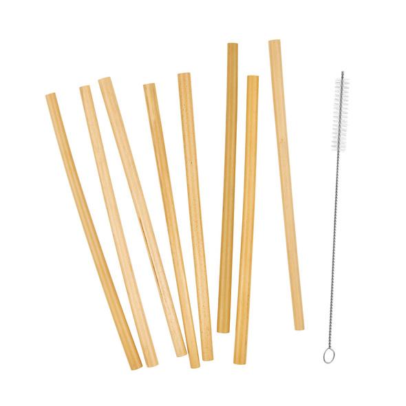 BAMBOO LOUNGE Bambus-Trinkhalme