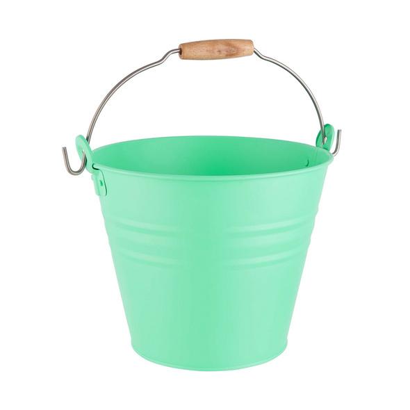 ZINC Eimer 8 Liter, mint grün