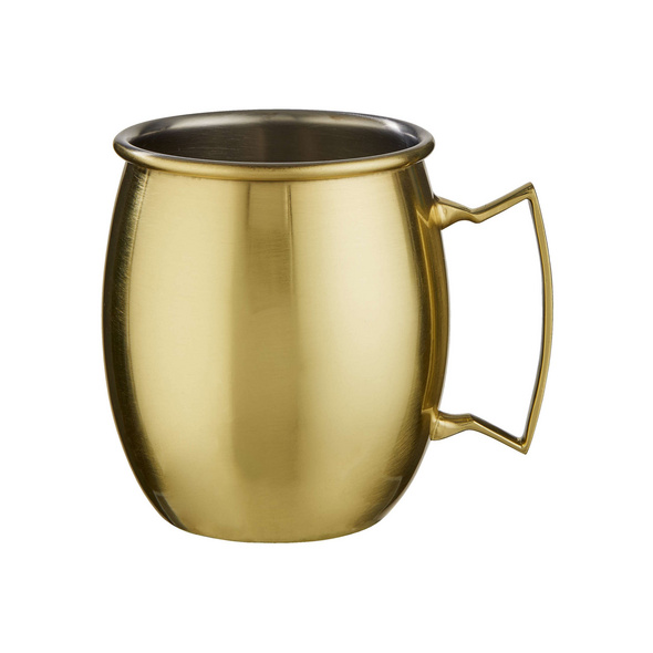 MOSCOW MULE Becher gold