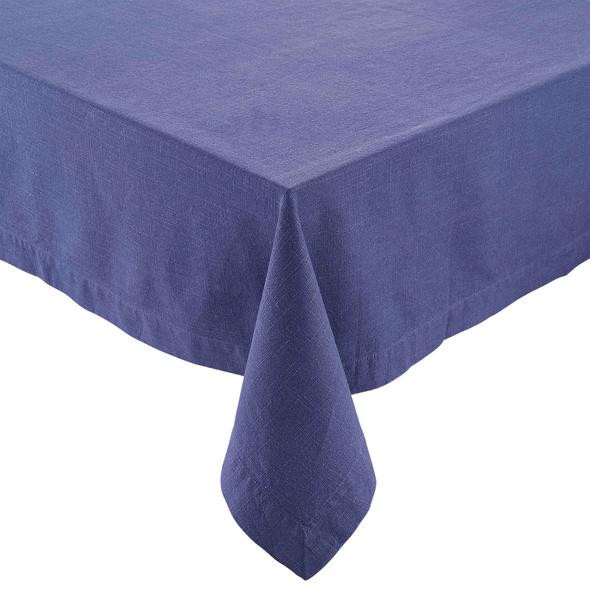 BLUE DAYS Tischdecke, blau, 160x160 cm