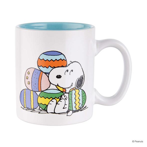 """PEANUTS Tasse Snoopy """"Giggle"""" 330 ml"""