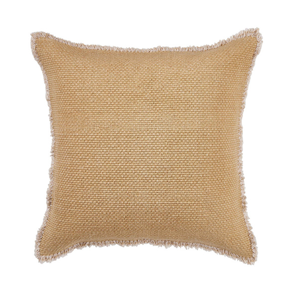 RICH MOON Kissen, 45x45 cm, gelb
