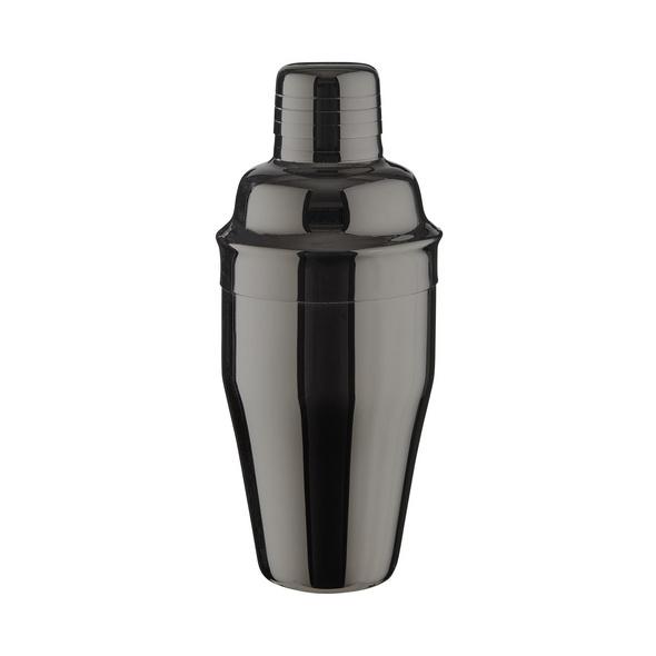 MANHATTAN Cocktailshaker schwarz 500 ml