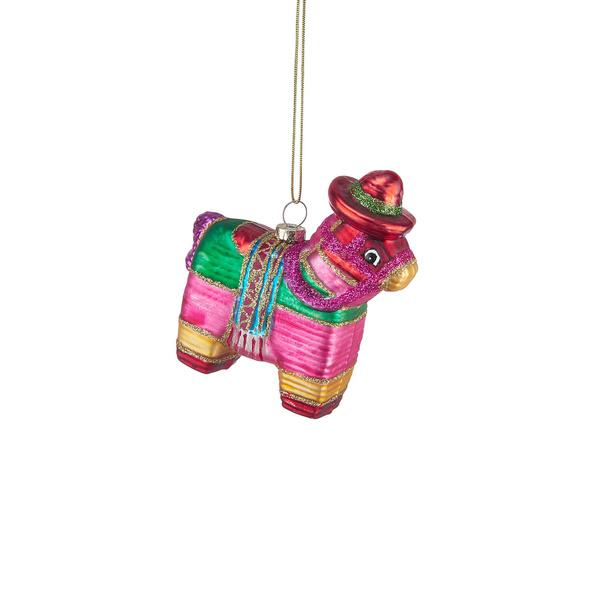 HANG ON Glas Ornament Pinata