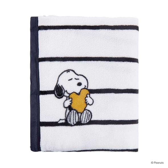 PEANUTS Fleecedecke, Snoopy, 170x130 cm