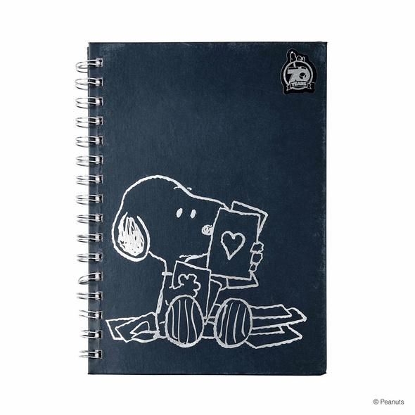 PEANUTS Notizbuch Snoopy Love Letter