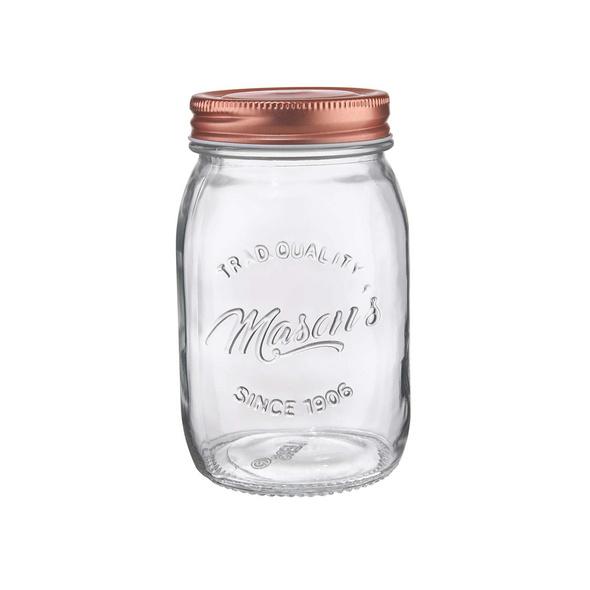 "'MASON""'S Aufbewahrungsglas 550 ml'"