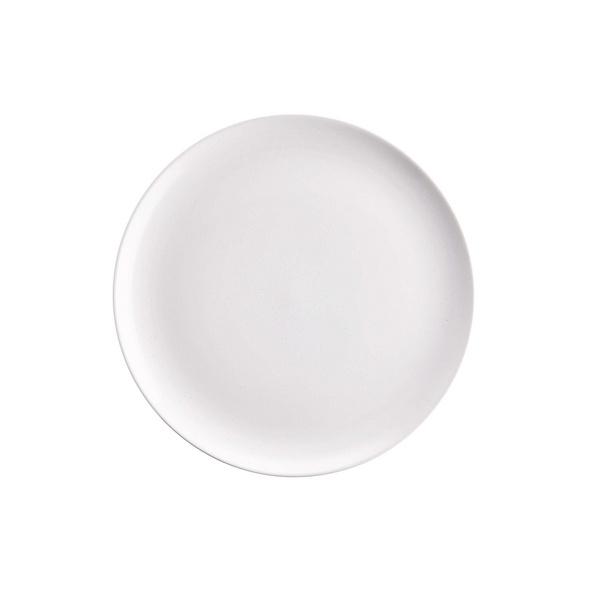NATIVE Frühstücksteller Ø 23 cm weiß