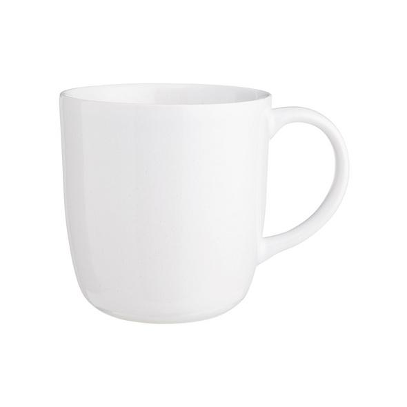 NATIVE Tasse mit Henkel 300 ml weiß